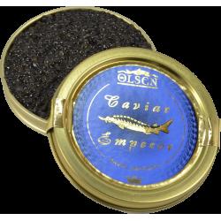 Caviar Baeri d'Aquitaine 50g